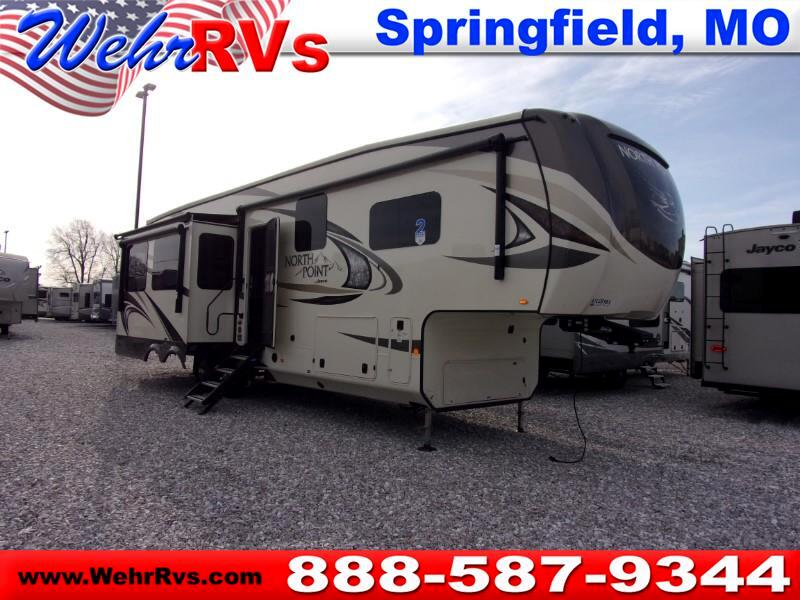 2019 Jayco North Point 315RLTS