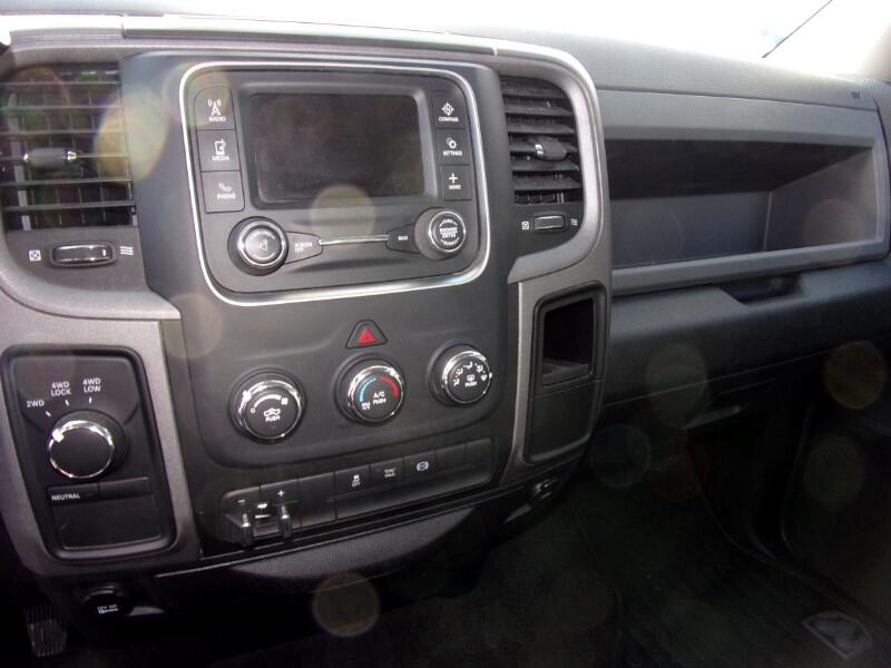 2014 RAM 2500 ST Crew Cab SWB 4WD