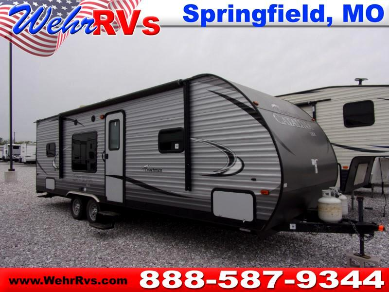 2016 Coachmen Catalina 261BH  SBX