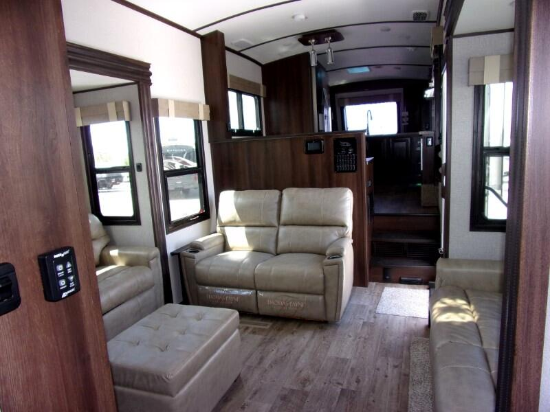 2019 Jayco North Point NORTH POINT 383FKWS
