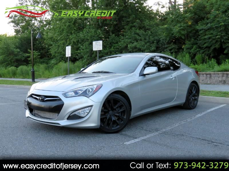 2013 Hyundai Genesis Coupe 2.0T R-Spec Manual