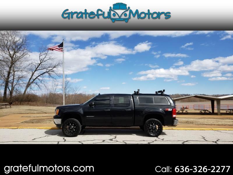 2010 GMC Sierra 1500 SLE Crew Cab 4WD