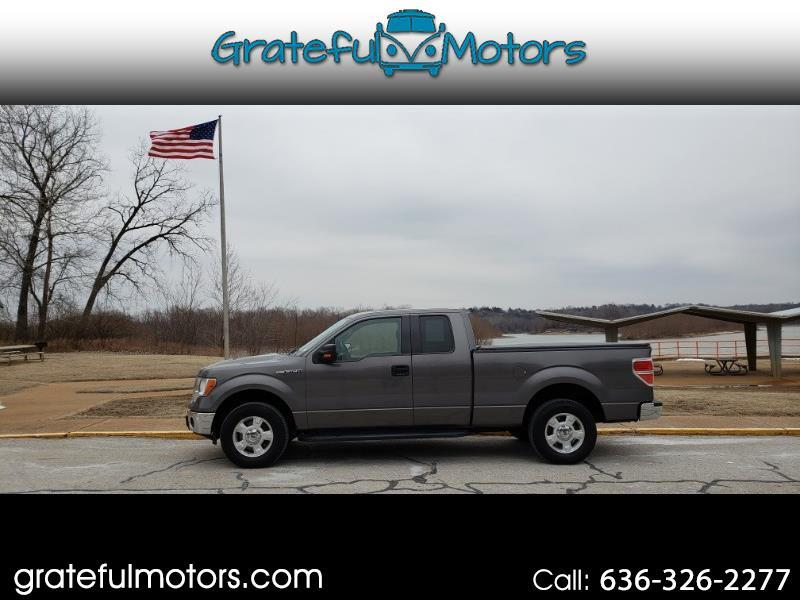 2011 Ford F-150 XL SuperCab 8-ft. Bed 2WD