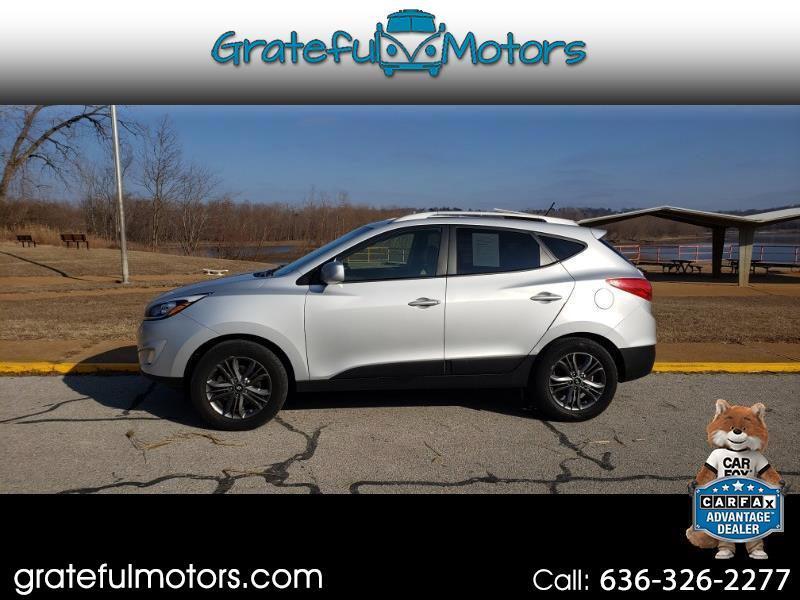 Hyundai Tucson GLS AWD 2014