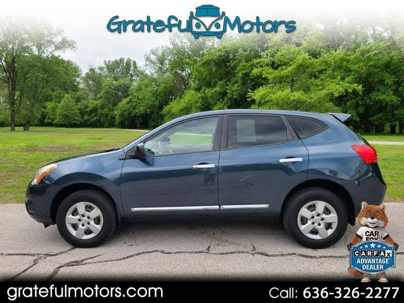 Nissan Rogue S 2WD 2012