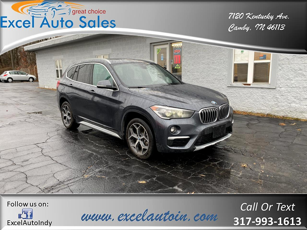 BMW X1 sDrive28i 2018