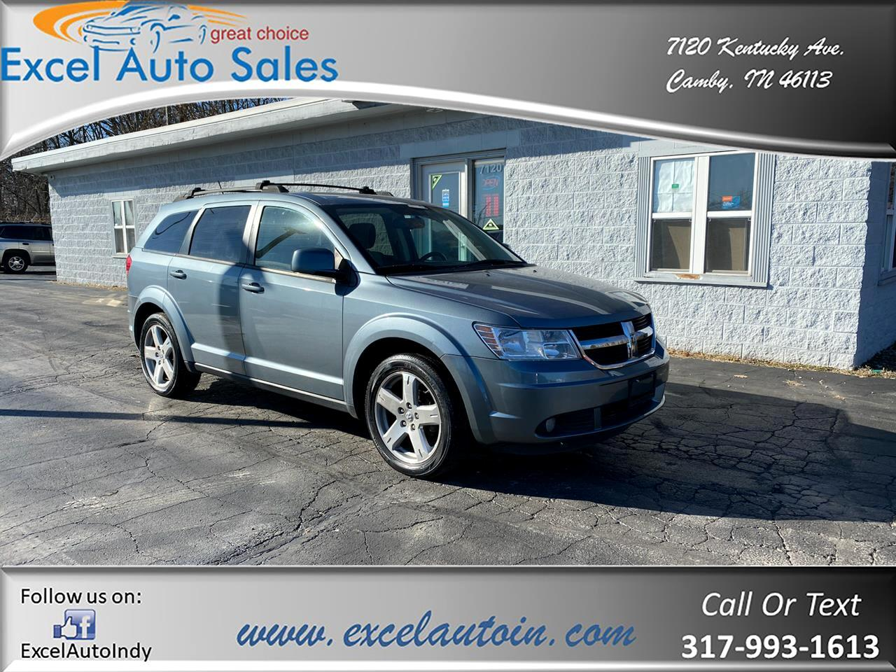 Dodge Journey SXT AWD 2009