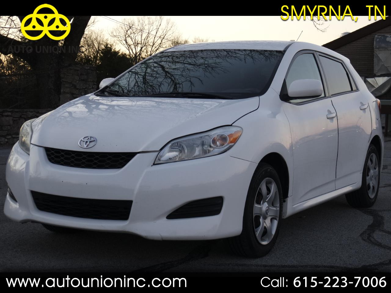 Toyota Matrix Base 4-Speed AT 2009