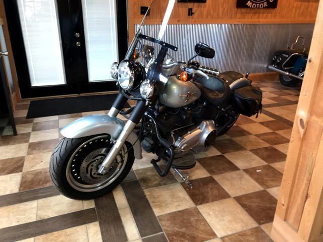 2011 Harley-Davidson FLSTFB