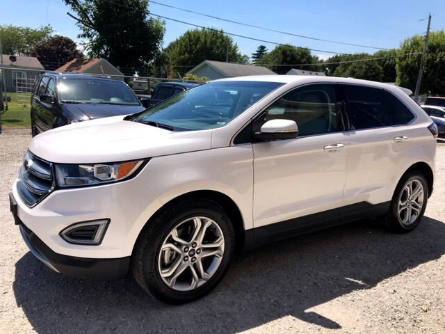 2018 Ford Edge EcoBoost