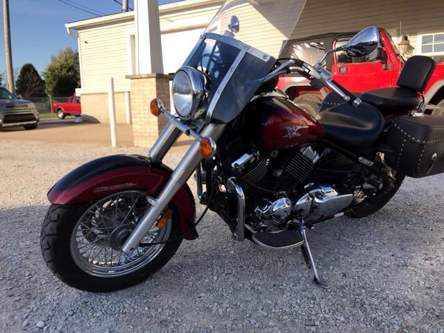 2004 Yamaha XVS650