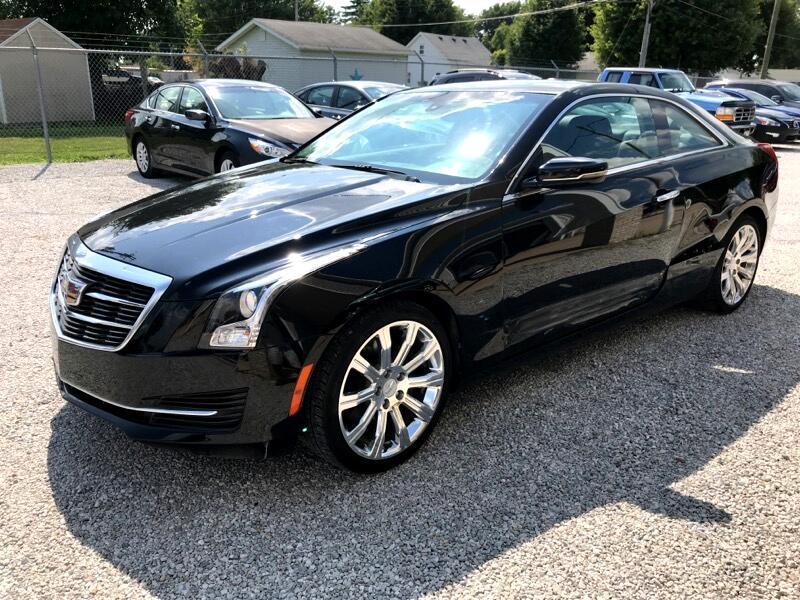 2015 Cadillac ATS Coupe 2.0L Turbo Standard RWD