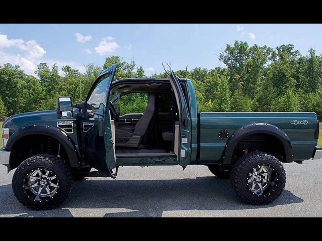 2009 Ford F-250 SD XL SuperCab Short Bed 4WD