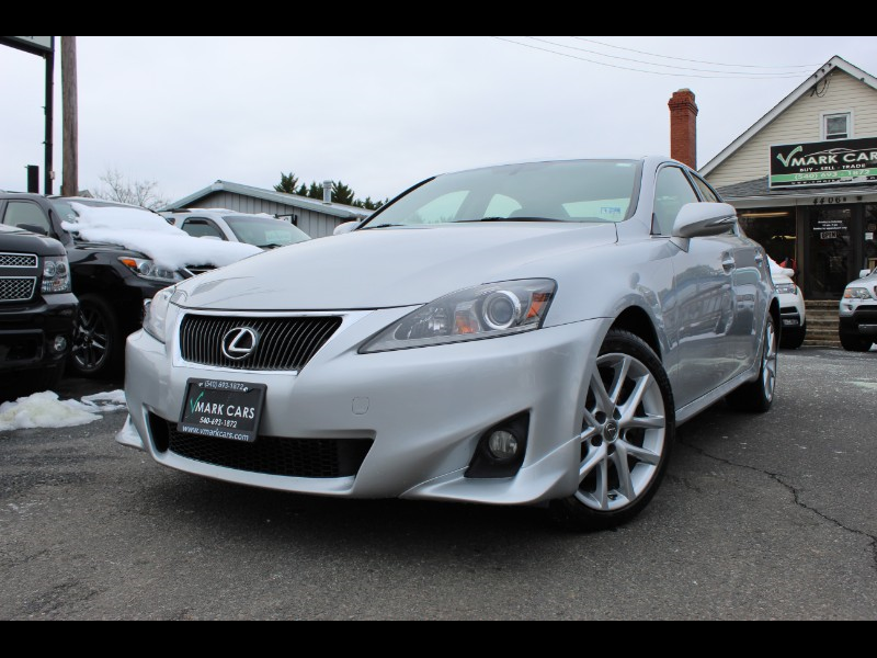 2013 Lexus IS IS 250 AWD