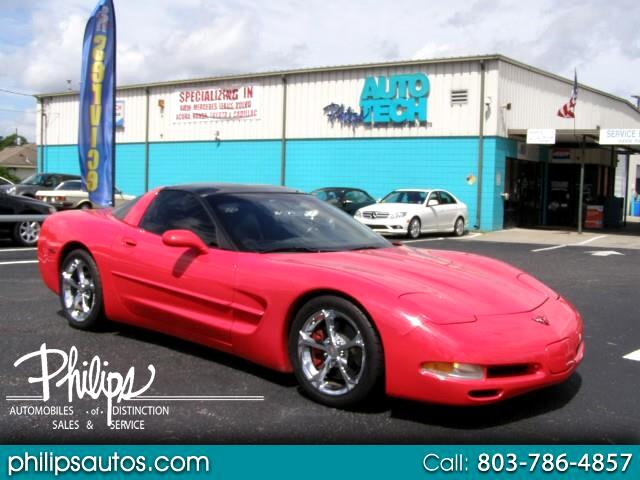 1999 Chevrolet Corvette Coupe