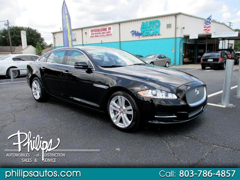 2015 Jaguar XJ-Series XJL Portfolio