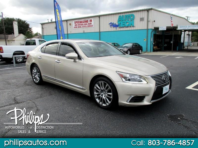 Lexus LS 460 Luxury Sedan 2013