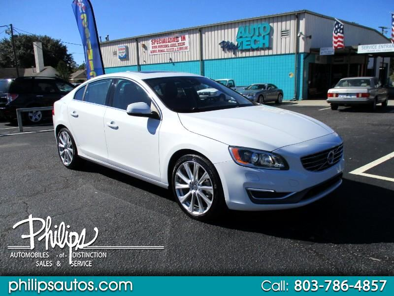 Volvo S60 T5 Drive-E Inscription Platinum FWD 2016