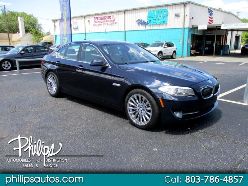 BMW 5-Series 535i 2012