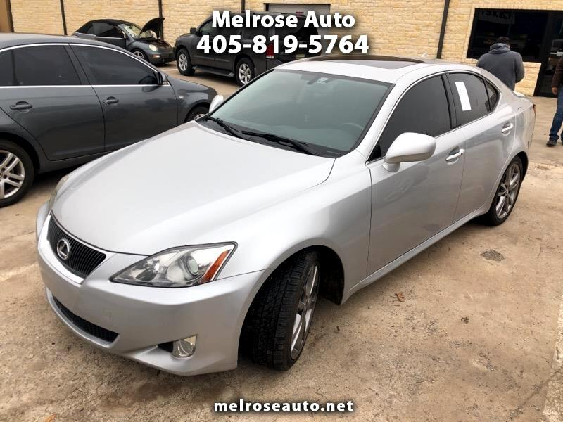 2008 Lexus IS 350 4dr Sdn