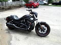 2009 Harley-Davidson VRSCDX
