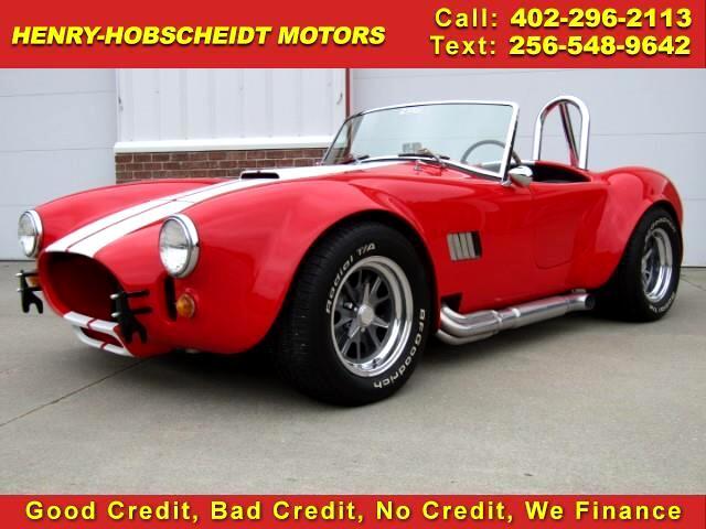 1967 Cobra Sport