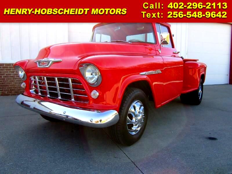 1955 Chevrolet 1 Ton Chassis-Cabs