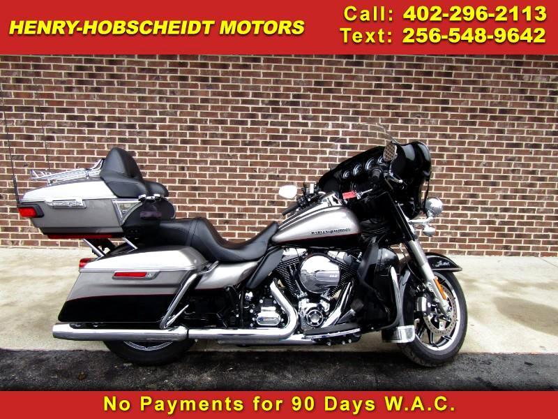 2016 Harley-Davidson Electra Glide Ultra Limited