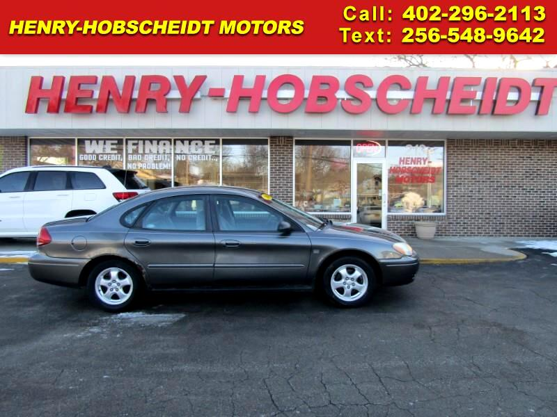 2004 Ford Taurus SES Deluxe
