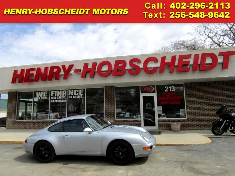 1996 Porsche 911 Carrera; C