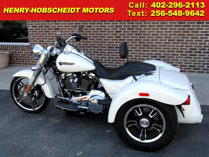 2019 Harley-Davidson FLRT Freewheeler Trike