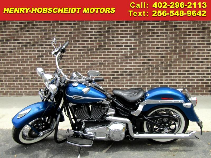 2006 Harley-Davidson Softail Springer Classic FLSTSI