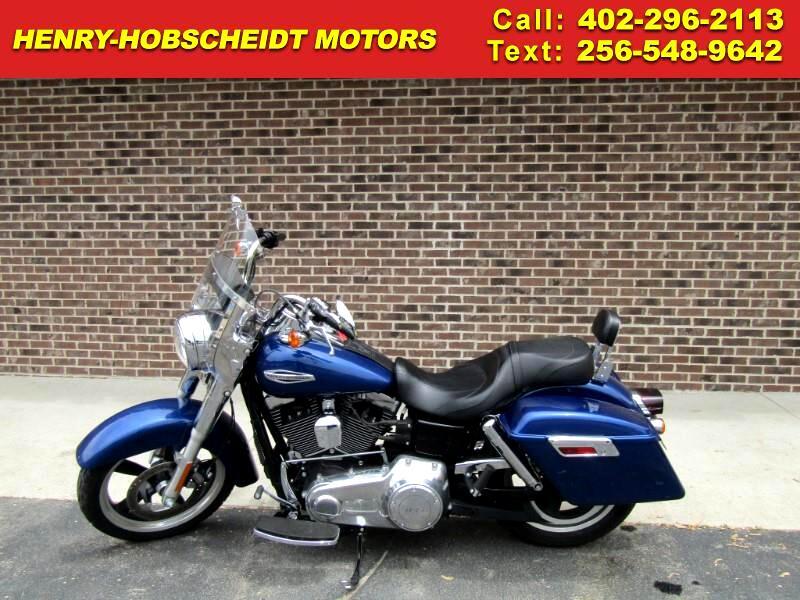 2015 Harley-Davidson Switchback 103