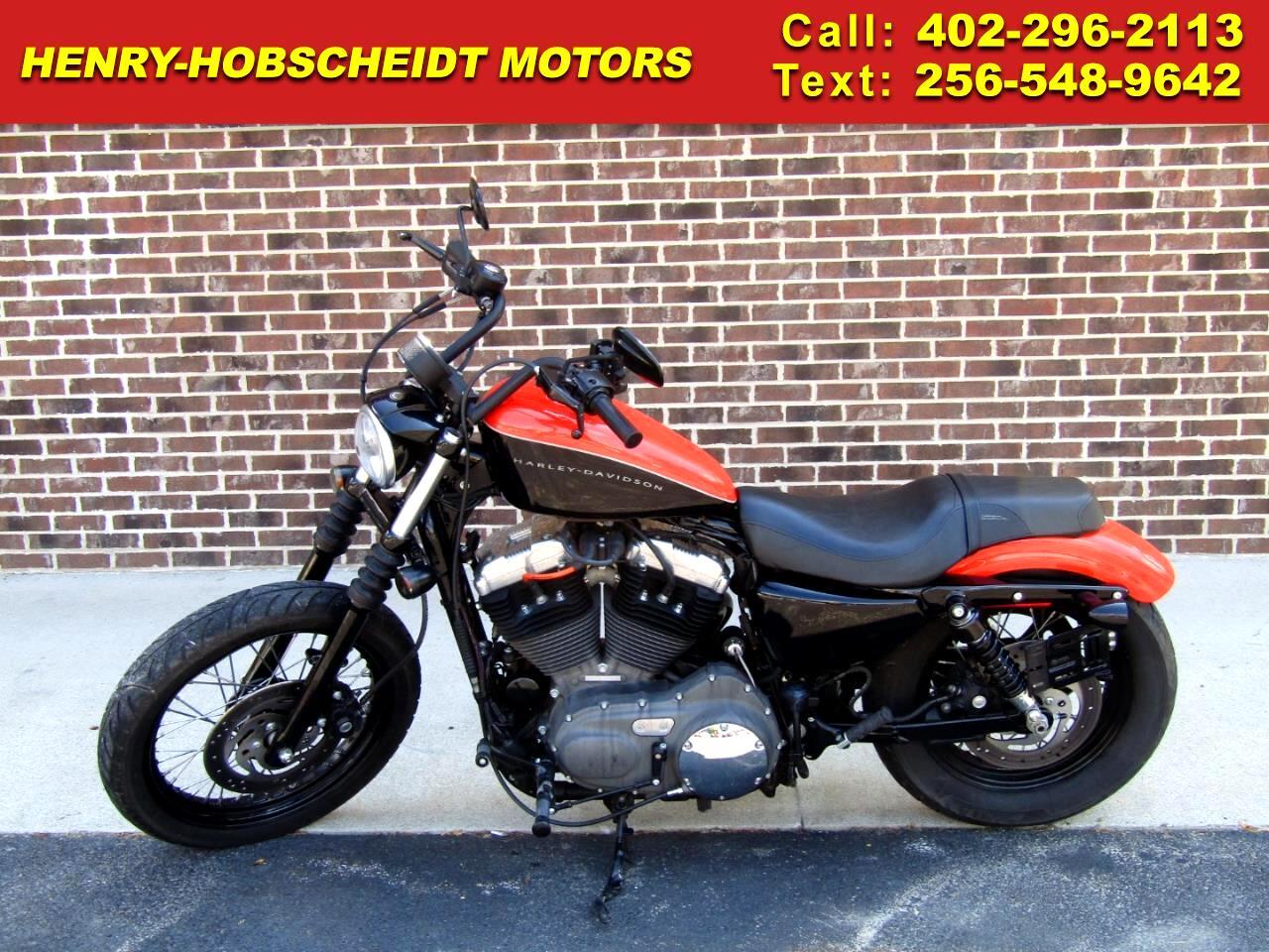 2008 Harley-Davidson XL1200N Nightster
