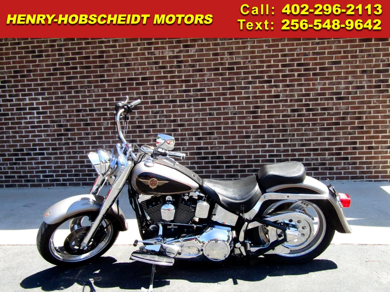 1997 Harley-Davidson Softail Fat Boy