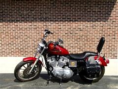 1998 Harley-Davidson XL 883 Hugger