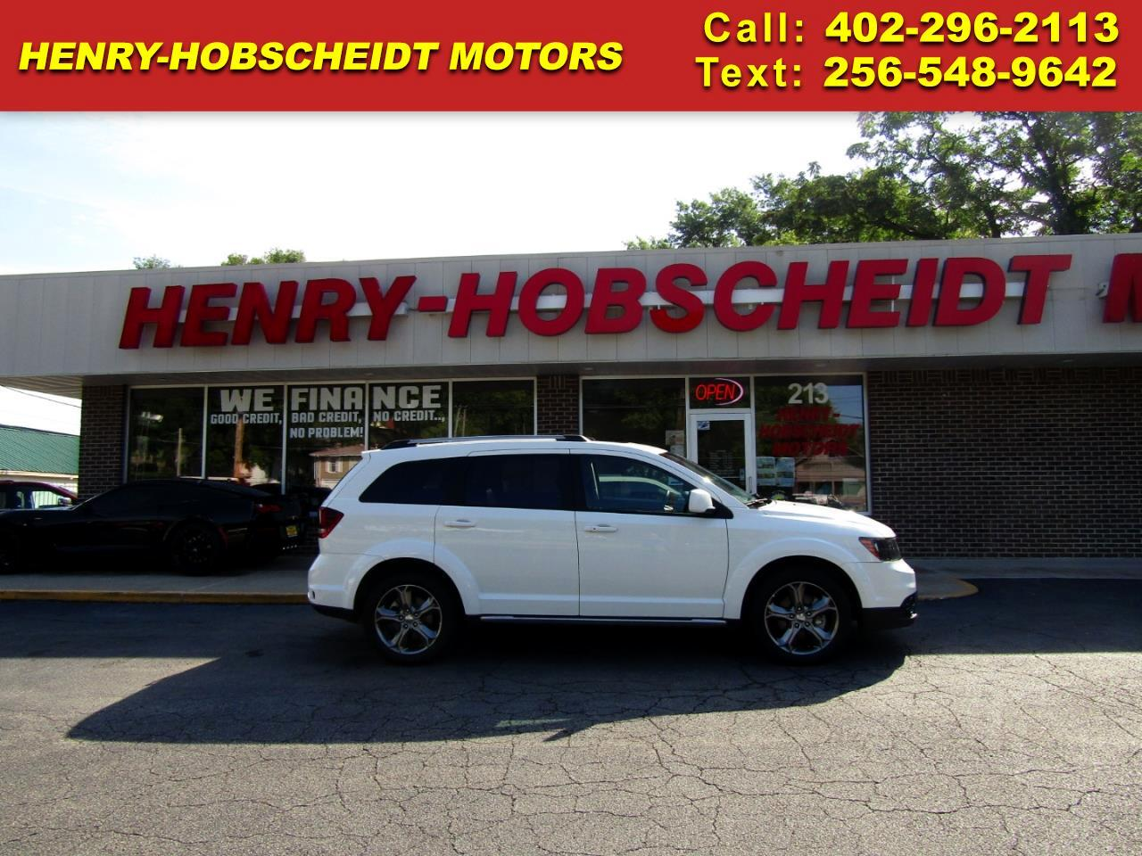 Dodge Journey FWD 4dr Crossroad 2017