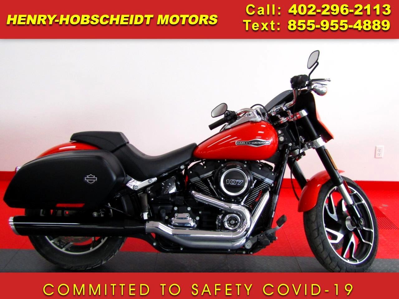 Harley-Davidson FLSB Sport Glide  2020