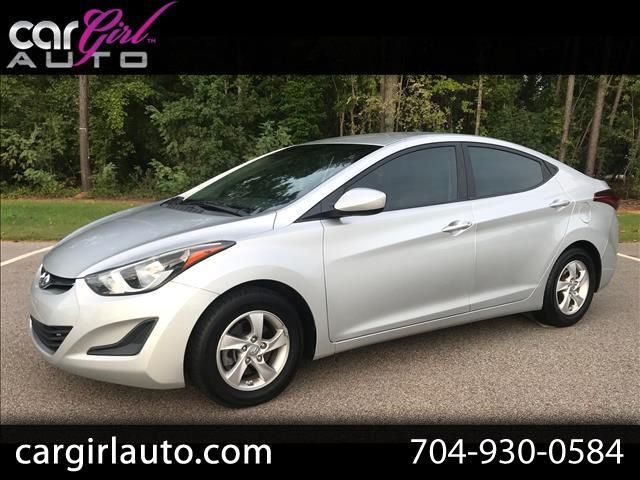 Used 2014 Hyundai Elantra For Sale In Rock Hill Sc 29730 Car Girl Auto