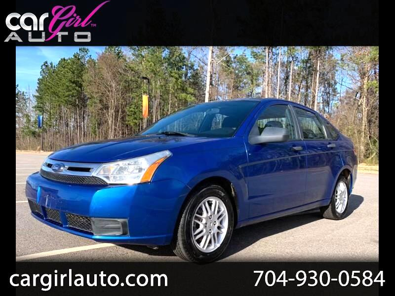 Used 2010 Ford Focus Se Sedan For Sale In Rock Hill Sc 29730 Car