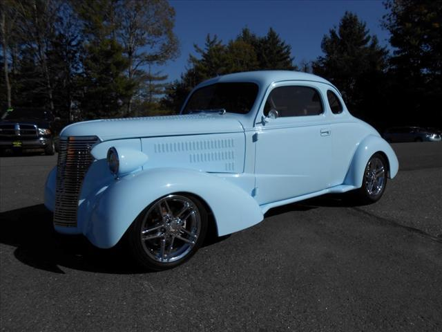 1938 Chevrolet coupe