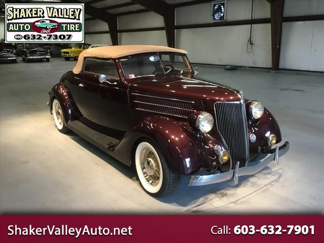 Ford Cabriolet  1936