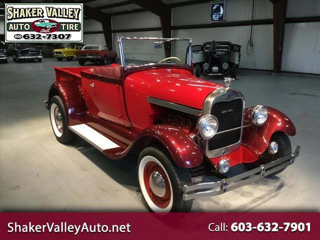 1929 Ford Roadster PICKUP