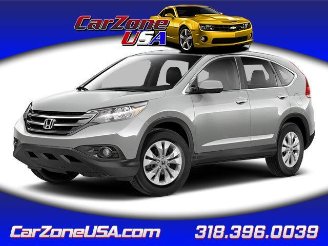 Honda CR-V EX-L 2WD 5-Speed AT 2013