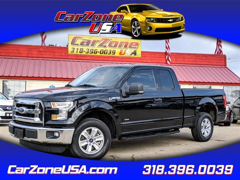 2016 Ford F-150 XLT SuperCab 8-ft. 2WD