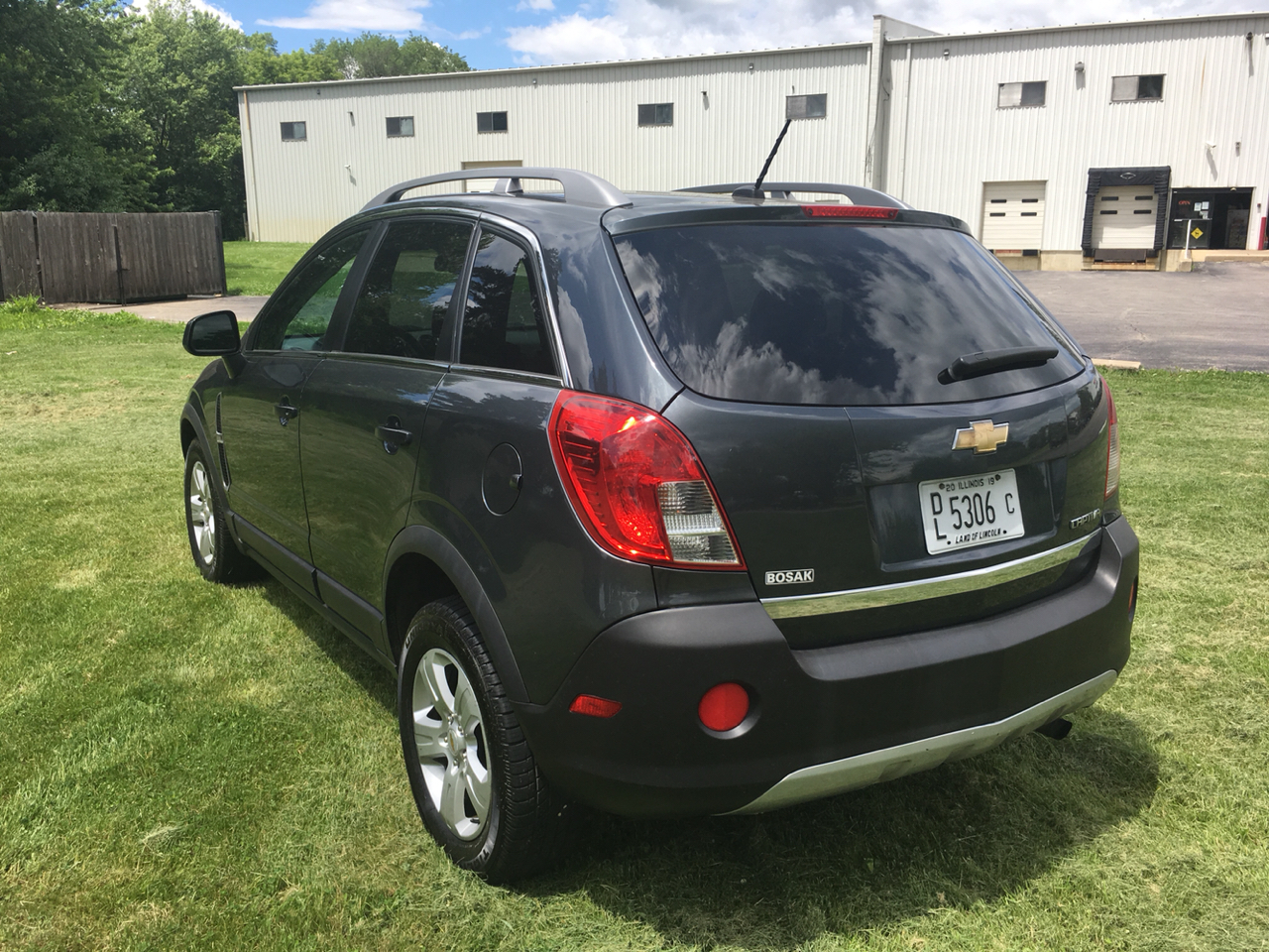 2013 Chevrolet CAPTIVA LS Base