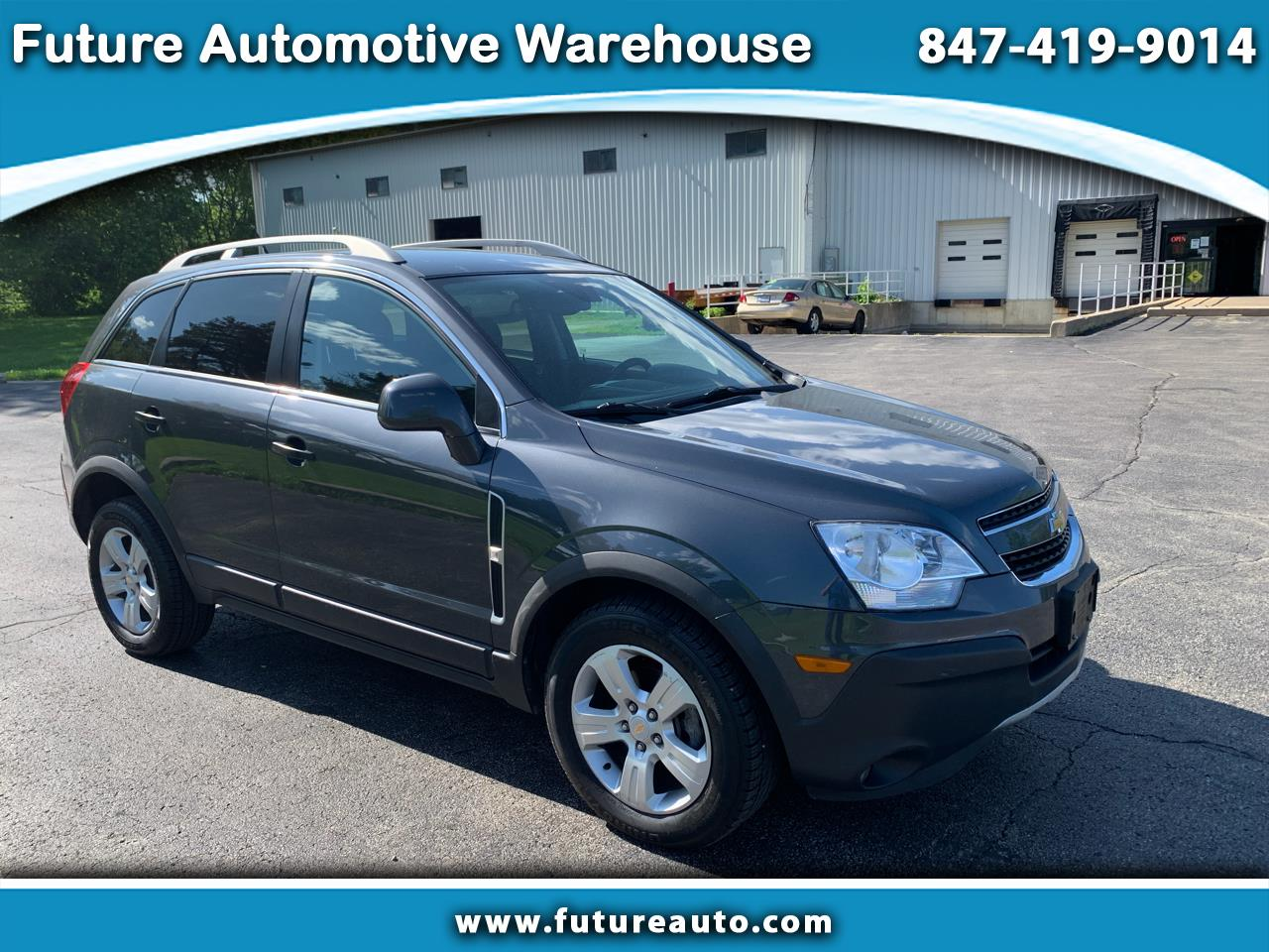 Chevrolet CAPTIVA LS Base 2013