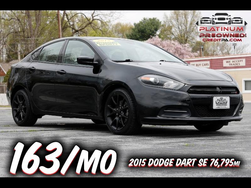 2015 Dodge Dart 4dr Sdn SE