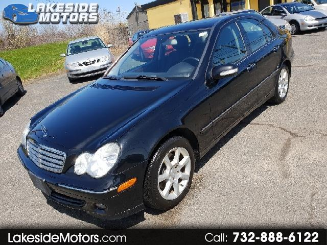 2007 Mercedes-Benz C-Class 4dr Luxury Sdn 3.0L