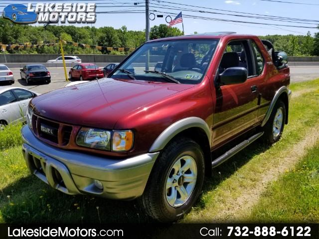 2002 Isuzu Rodeo Sport S V6 4WD Hard Top